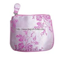 TL-C08 Mini Cosmetic Bag With Zipper Open and Close