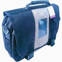 TL-B93 Promotional Docments Bag/Briefcase with Small Transparent Window Design