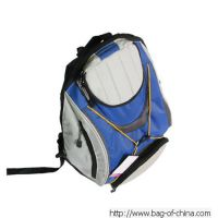 TL-303 Fashion Backpack with 2 Zipper Side Pocket